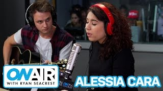 "Alessia Cara ""Here"" In Studio (Acoustic) 