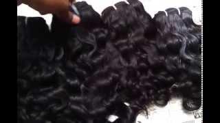 Brazilian Indian Human Hair Extensions Wholesale Supplier Chennai Fac