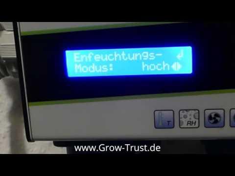 Growbox : Klima Controller
