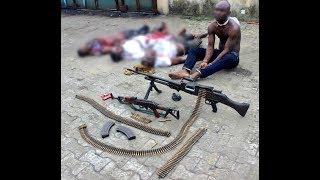 Offa Police Arrested the 8th Suspect.