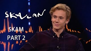 Skam Interview With Isak (tarjei Sandvik Moe) - English Sub. | Part Two | Svt/nrk/skavlan