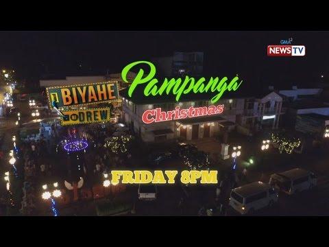 Biyahe ni Drew: Christmas in Pampanga!