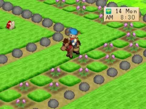 cara download game harvest moon untuk hp android