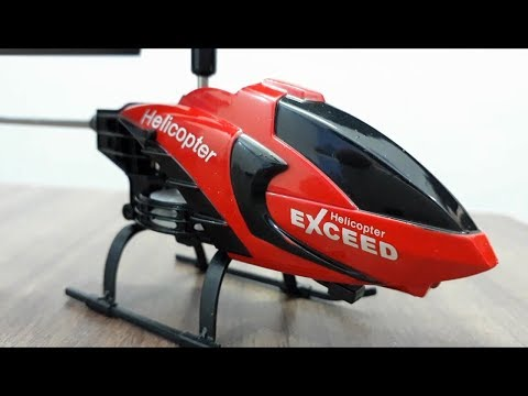 12$ RC Helicopter unboxing and flying test cheap