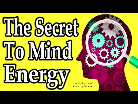 Use Your Subconscious Mind Power To Attract What You Desire. Law Of Attraction, Brain Power