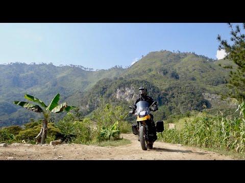 Adventure Motorcycle Travel in Guatemala: Destination Semuc Champey and Lanquín