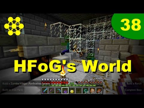 HFoG's World - E38: Disinfectant