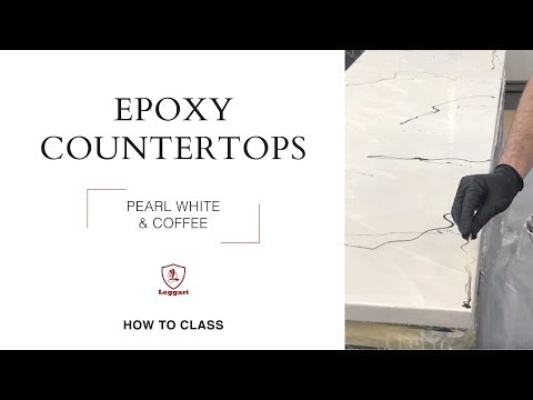 Pearl White & Coffee   How To Class
