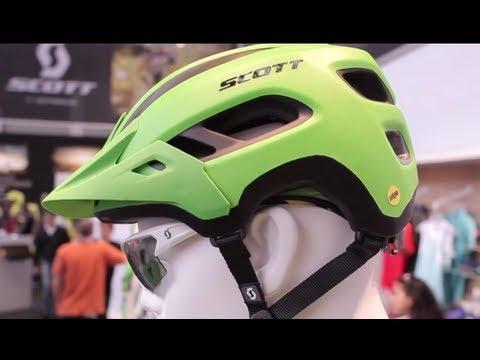 Scott Stago Helmet with MIPS -- Best New MTB Gear 2014