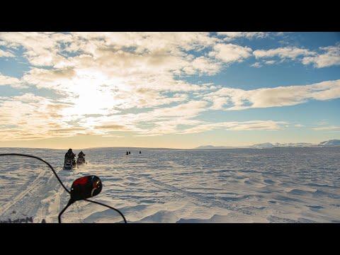 Golden Circle Day Trip from Reykjavik plus Snowmobiling on Langjökull Glacier, Iceland