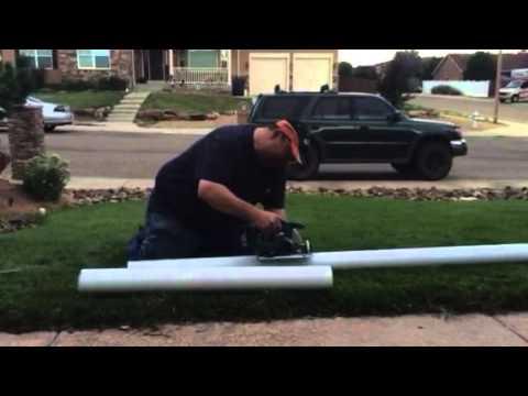 DIY RV awning covers