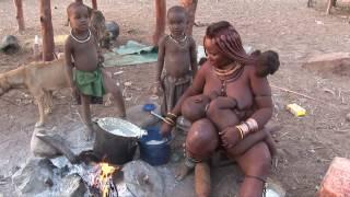 Première rencontre avec les Himbas  première partie