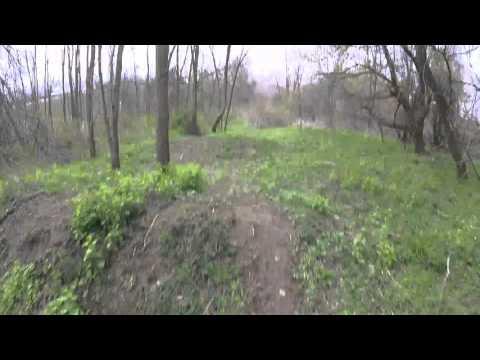 Awesome bike track