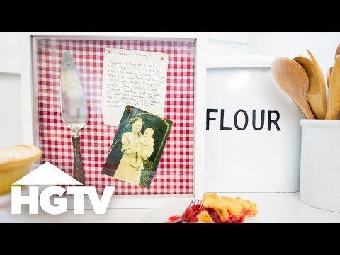 2 Ways to Display Family Recipes - HGTV Happy