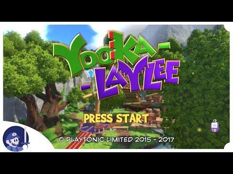 Yooka-Laylee Episode #1 [Steam, PC]