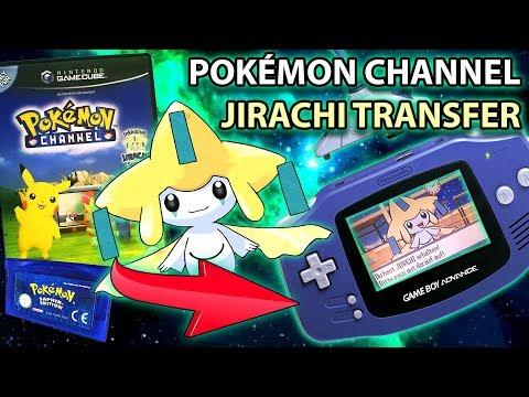 POKÉMON EVENTS: POKÉMON CHANNEL GC -JIRACHI TRANSFER TUTORIAL