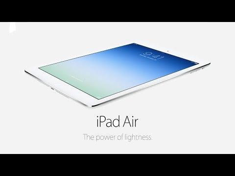 รีวิว Apple iPad Air Wifi+Cellular 16GB (Space Gray)