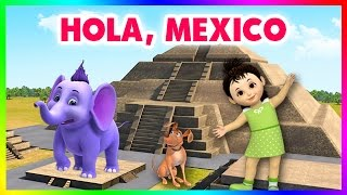 Short Stories for Kids | Learn about Mexico