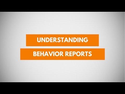 Behavior Reports in Google Analytics  (Tutorial 7)