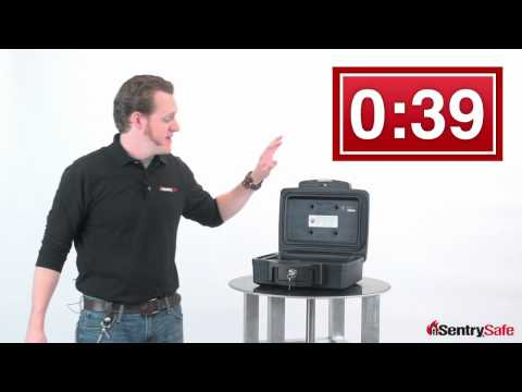 SentrySafe Fire-Safe H0100