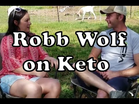 Keto Chat Episode 37: Does Robb Wolf Hate Keto?