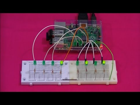 Introduction To Binary - Featuring The Raspberry Pi
