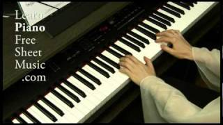 Mozart Wiegenlied Lullaby Solo Piano