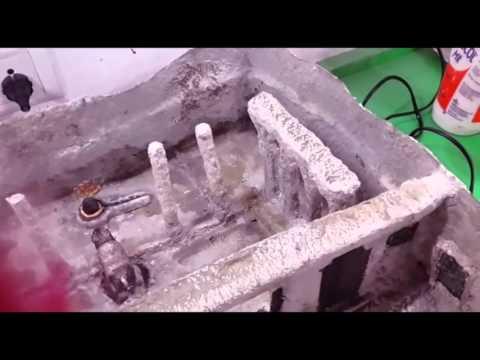 How to make Papier mache Monument ? ~ Moniqart ~