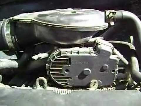 opel corsa c throttle clicking
