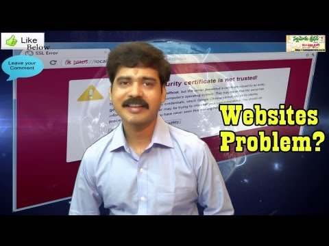 Are You Facing Websites Connection Untrusted Problem?