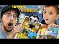 SHAWN39S IMAGINATION COMES TO LIFE FUNnel Fam Animated Story Time