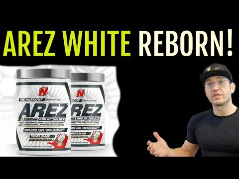 AREZ White Next Gen | AREZ TITANIUM Review | Better than the OG?