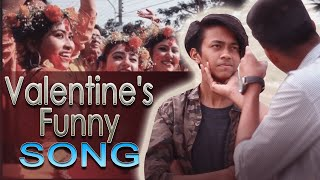 Valentine's Day ER FUNNY SONG | Bangla New Song 2019 | autanu vines | Official Video