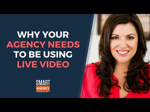 Why Your Agency Needs to be on Facebook Live
