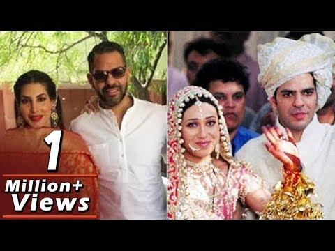 Karishma Kapoor's Ex-Husband Sunjay Kapur Gets Married to Priya Sachdev