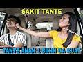 PRANK TAXI ONLINE!! TANTE 1 ANAK BAPER KELEWATAN SAMPE MINTA TANGGUNG JAWAB?!!