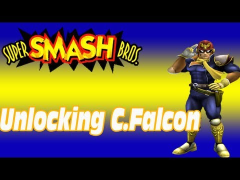 Super Smash Bros 64 Playthrough - Part 3 - Unlocking Captain Falcon