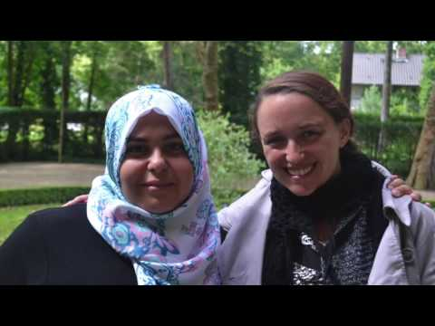Youth Exchange Berlin-Rahat 2015