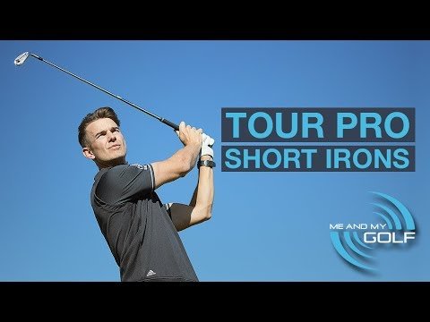 HIT YOUR SHORT IRONS LIKE A TOUR PRO