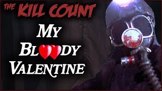 My Bloody Valentine (1981) KILL COUNT