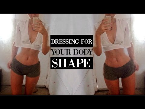 HOW TO DRESS FOR YOUR BODY TYPE   Life Hacks to Look Slimmer and Taller!