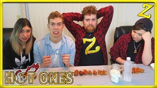 Download The Hot Ones Challenge! | Ft. Shubble, ParkerGames & Cheese! Video