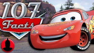 107 Cars Facts YOU Should Know - Disney Pixar Facts! (107 Facts S6 E19)