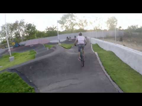 Red Bull Pump Track World Championship Course Preview - India 2018