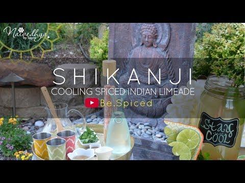 How to Make Shikanji | Indian Spiced Limeade