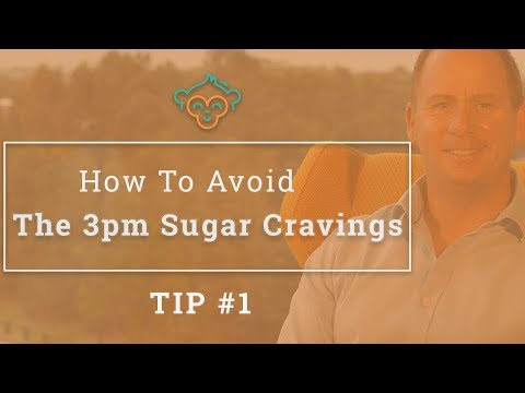 Beat the Afternoon Sugar Cravings