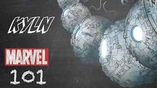 The Prison - Kyln - Marvel 101