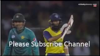 Hashim Amla 72* Pakistan vs World XI, 2nd T20