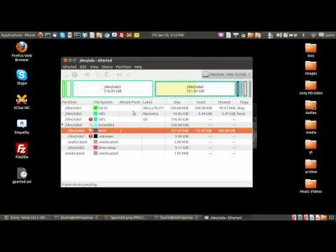how to partition your hard drive in linux