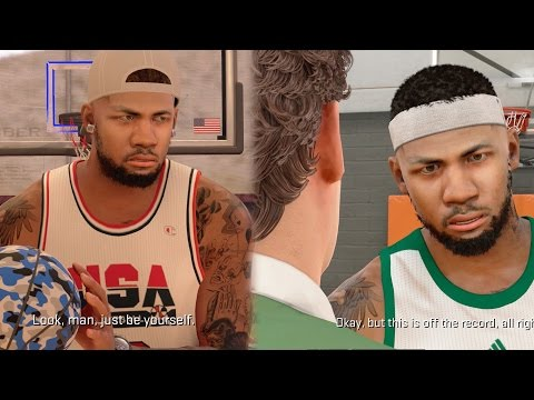 NBA 2k17 MyCAREER - Off Season Talk! New Olympic Look! 2K + Gatorade Endorsements! Off Day #8 Ep. 27